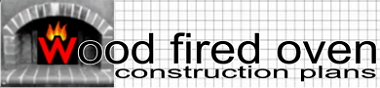 Wood Fired Oven Construction Plans